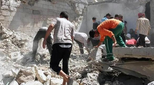 تقرير: 759 مدنياً قضوا في حلب خلال نوفمبر