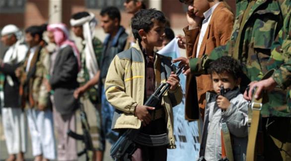 اليمن: الحوثيون جندوا 2000 طفل في ذمار