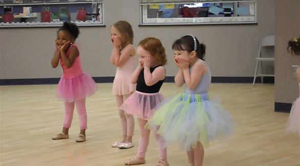 رقص الزومبا للاطفال خطير لا يفوتكم