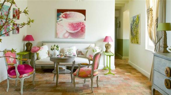 - Casas decoradas con gusto ...