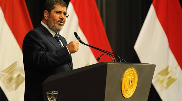 مرسي يطلب العفو وخروج ولقيادات