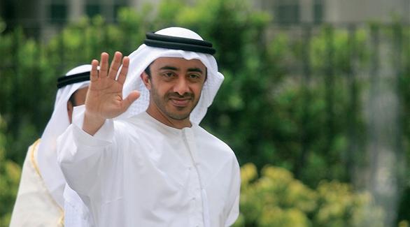 عبدالله زايد يشارك اجتماع وزراء