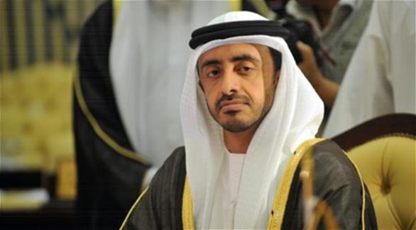 عبدالله زايد يبحث نظيره الإيراني