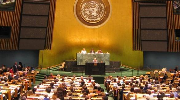 فلسطين تصوت لأول الأمم المتحدة