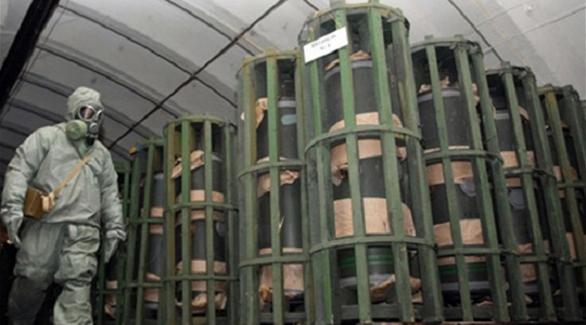 الأمم المتحدة: الكيماوي السوري نهاية