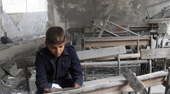 قانون سوري لتنظيم دخول العرب