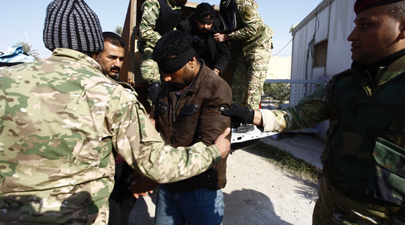 العراق: اعتقال شخصاً بينهم أعضاء