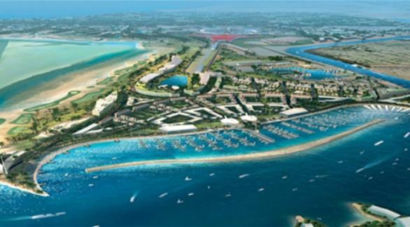 جزيرة صير بني ياس من أفضل 40 وجهة سياحية عالمية لـ 2014