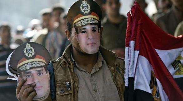ساحقة الاستفتاء الدستور المصري