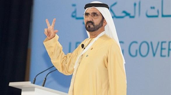 محمد راشد: الإمارات تؤمن خدمة
