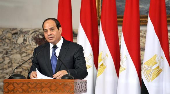 السيسى: الخليج يتجزأ الأمن القومي