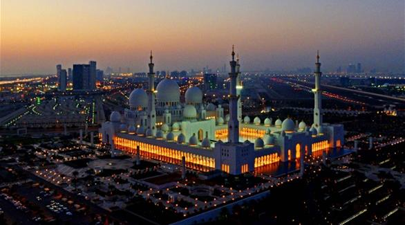 جامع الشيخ زايد الكبير الثاني