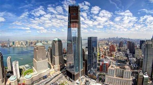 على لقب أعلى مبنى في الولايات المتحدة