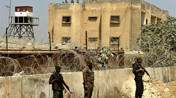 انفجار وإطلاق نار على حدود مصر وغزة