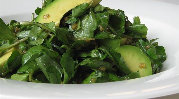خضراوات تقاوم السرطان مضغها