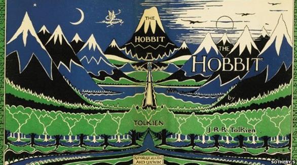 """سخة أصلية من رواية """"هوبيت"""" تباع بـ 210 آلاف دولار"""