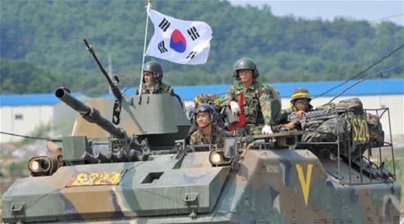نتيجة بحث الصور عن الجيش الكوري الجنوبي