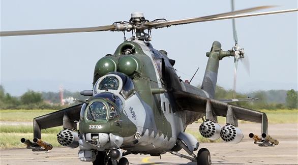 باكستان توقع عقد لشراء 4 مروحيات Mi-35 من روسيا  201508200237148