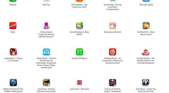 قائمة بأهم 25 تطبيق مُتضرر من ثغرة App Store