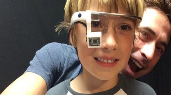 نظارة ذكية لمصابي التوحد تساعدهم