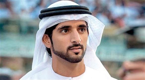 حمدان بن محمد يهنئ الفائزين بجائزة محمد بن راشد للإبداع الرياضي