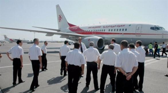 طيارو شركة الخطوط الجوية الجزائرية يعلقون إضرابهم
