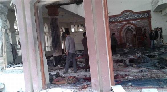 اخبار الامارات العاجلة 20161121125552422C5 بالصور: انتحاري يهاجم مصلين في مسجد للشيعة في كابول أخبار عربية و عالمية