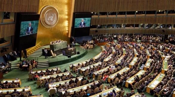 تصويت دولي بأغلبية ساحقة لحق الشعب الفلسطيني بتقرير مصيره