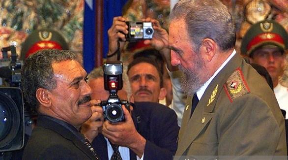 صالح يطلب من الأمم المتحدة السماح له بالسفر للتعزية بكاسترو