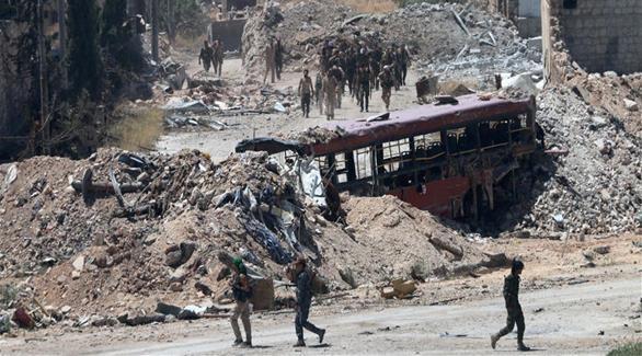 اخبار الامارات العاجلة 20161130154952536MM المرصد: الحكومة تحتجز مواطنين في حلب أخبار عربية و عالمية
