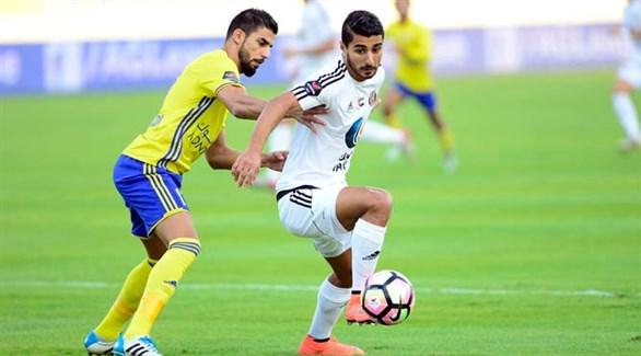 الجزيرة يحقق انتصار هام خارج ملعبه على فريق الظفرة في الدوري الاماراتي