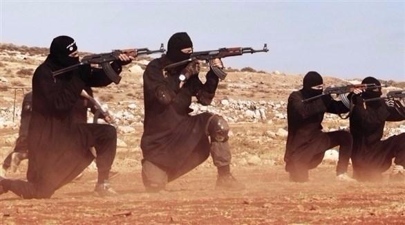 عناصر من داعش في العراق (أرشيف)