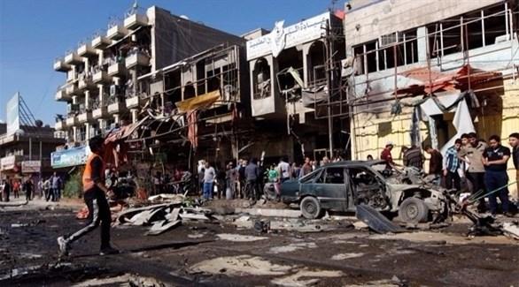 تفجير في العراق (أرشيف)