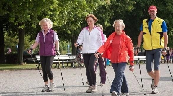 الرياضة مفيدة لمرضى الانسداد الرئوي المزمن