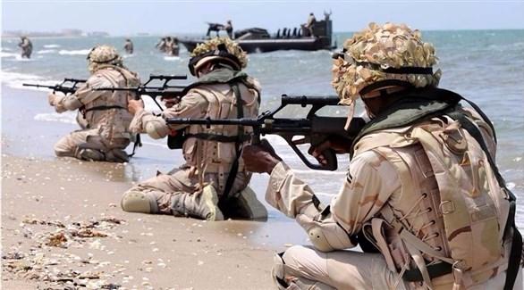 عناصر من القوات البحرية السعودية (أرشيف / واس)