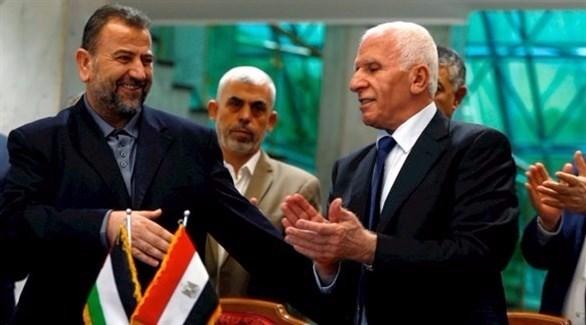 """""""التعاون الإسلامي"""" ترحب باتفاق المصالحة الفلسطينية"""