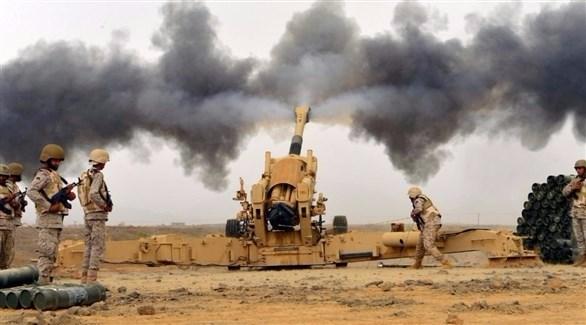 مقتل قادة حوثيين وتدمير منصات صواريخ على الحدود السعودية