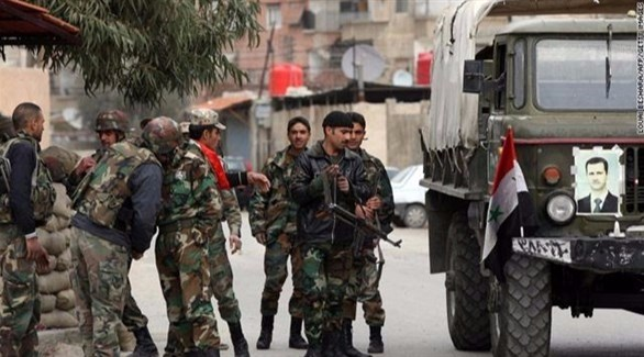 النظام يتقدم في بادية حمص وتجدد الاشتباكات في حلب