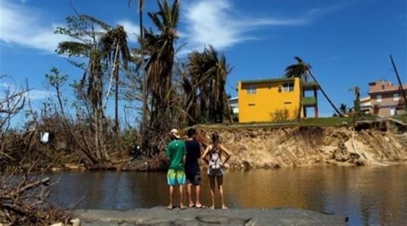 واشنطن: منح 36 مليار دولار لمناطق الكوارث