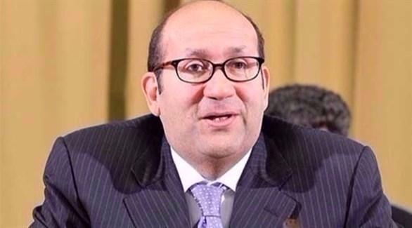 وزير الداخلية الإيطالي يشيد بجهود مصر في مكافحة الهجرة غير الشرعية