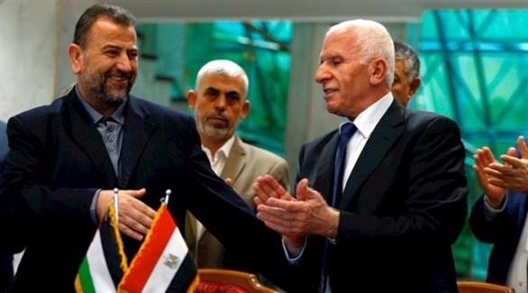 السعودية ترحب باتفاق المصالحة بين حماس وفتح