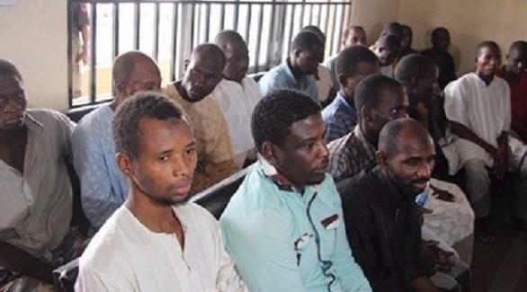 نيجيريا: إدانة 45 من بوكو حرام في محاكمة جماعية