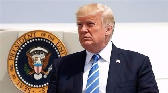 """بالفيديو: ترامب يذكر """"الخليج العربي"""" بلغة حازمة تجاه إيران"""