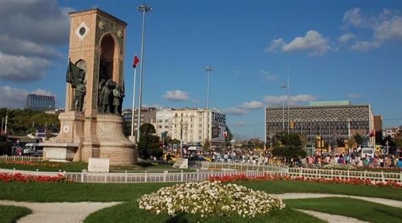 ميدان تقسيم اسطنبول