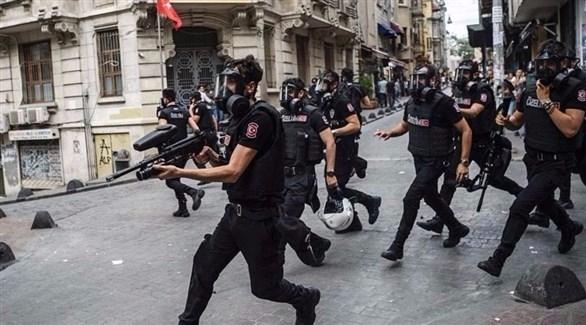 تركيا: اعتقال 400 شخص للاشتباه بارتباطهم بداعش