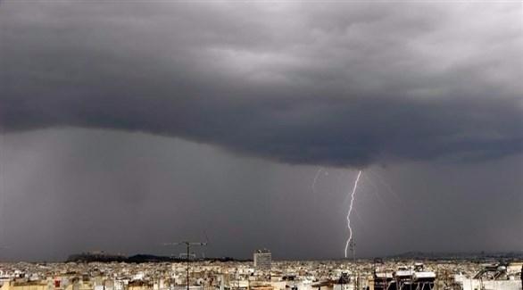 انقطاع الكهرباء في أثينا بسبب عاصفة رعدية – اخبار الامارات العاجلة