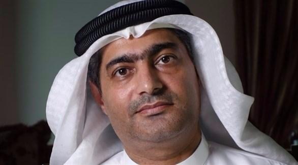 المتهم أحمد منصور الشحي (أرشيف)