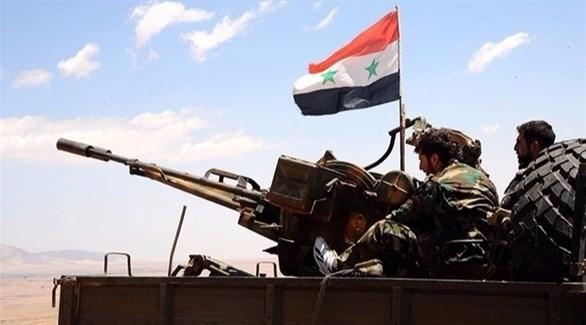 مقتل جنود سوريين في قصف إسرائيلي 201742395136163D7.jp