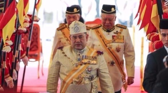 تنصيب محمد الخامس رسمياً ملكاً لماليزيا 201742410392969AN.jp