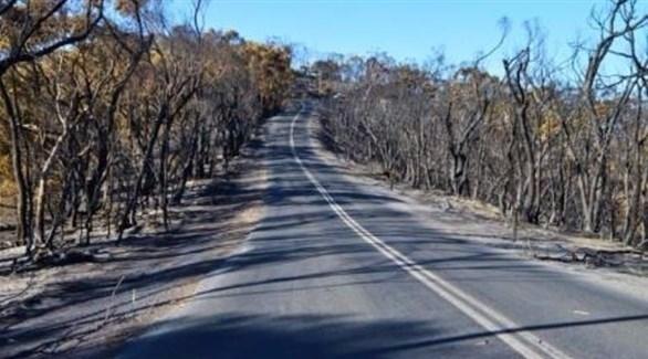 أستراليا: توقيف صبي عمره عاماً اجتاز 1300 كيلومتر بسيارته 2017424924363190B.jp